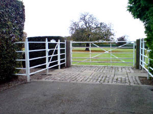 Country Estate Gates & Railings